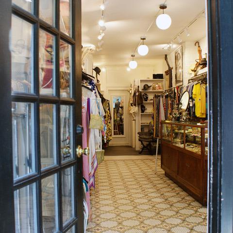 Vintage Thrift - West - CLOSED