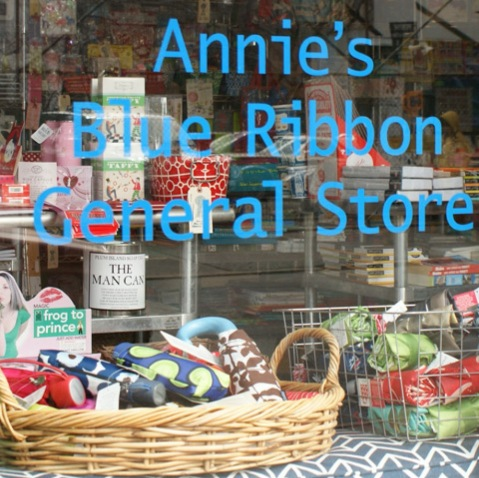 Annies Blue Ribbon General Store