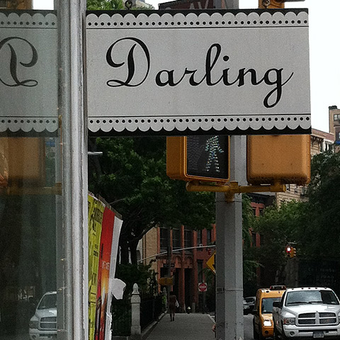 Darling - CLOSED