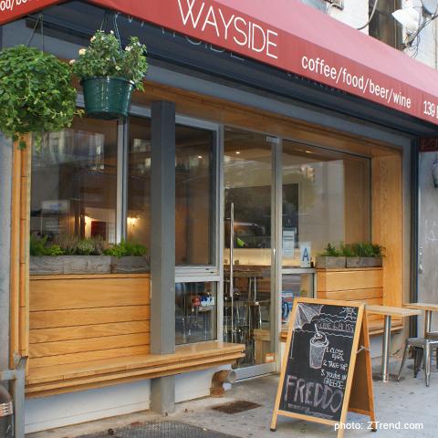 Wayside Café - CLOSED