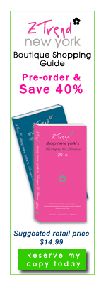 Reserve ZTrend's Shopping Guide 2015