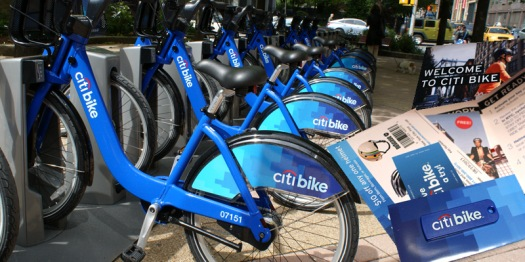 Citibike New York City