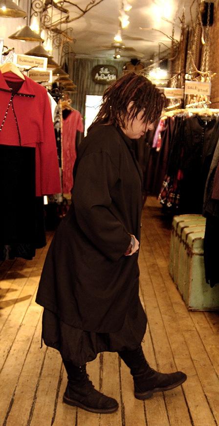 Trudy Miller, fashion Designer