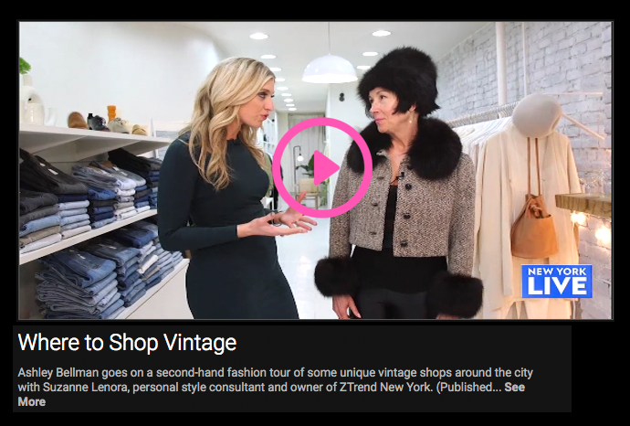 Where to shop vintage in new york city - vintage shopping tours