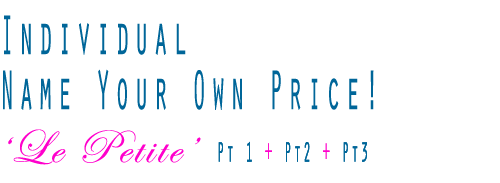 le petite name your own price shopping days